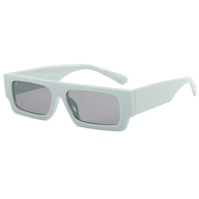 Flat Top Rectangle Sunglasses