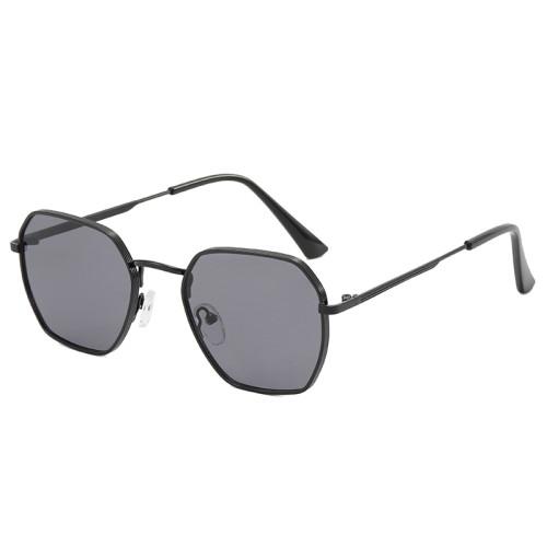Fashion 2021 Square Metal Frame Sunglasses