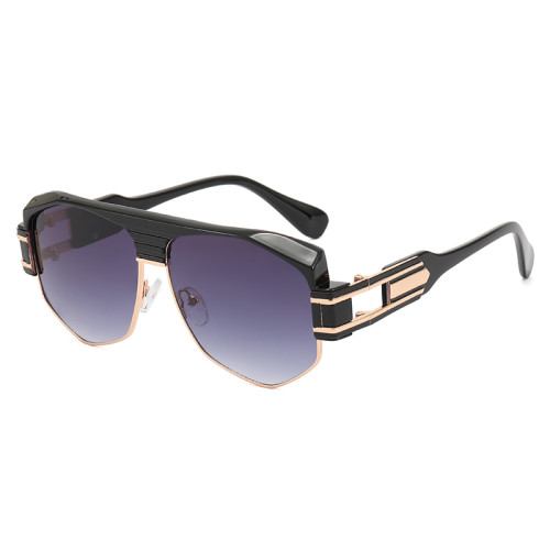 Fashion 2021 Oversize Gradient Sunglasses