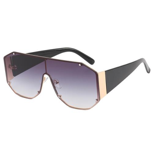 Fashion Oversize Shades Sunglasses
