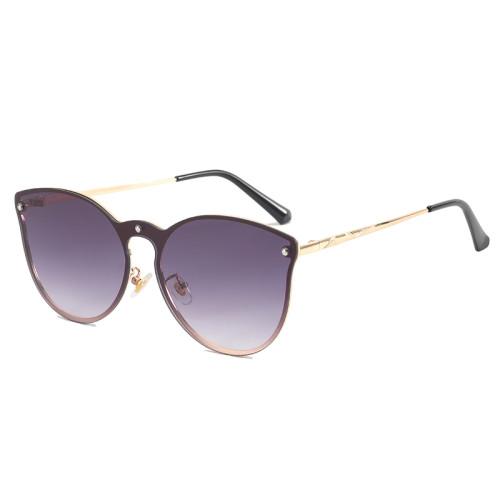 UV400 Gradient Women Shades Sunglasses