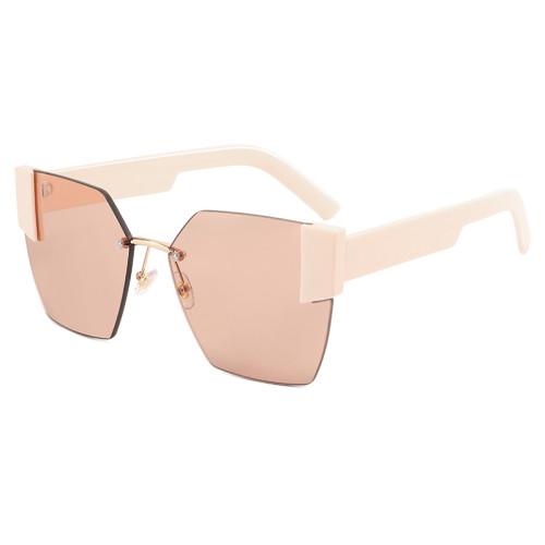 2021 Trendy Rimless Sunglasses