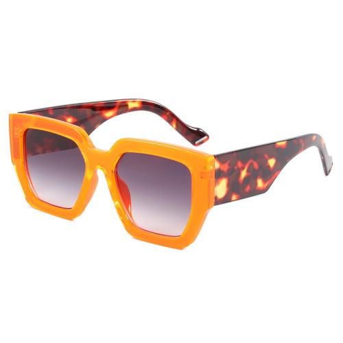 New Solid Thick Men Women Sunglasses