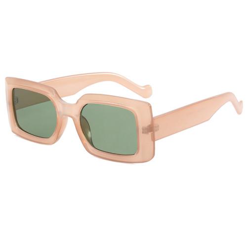 Retro Square Sunglasses