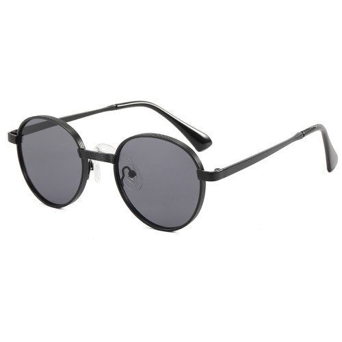 Metal Frame Round Shades Sunglasses