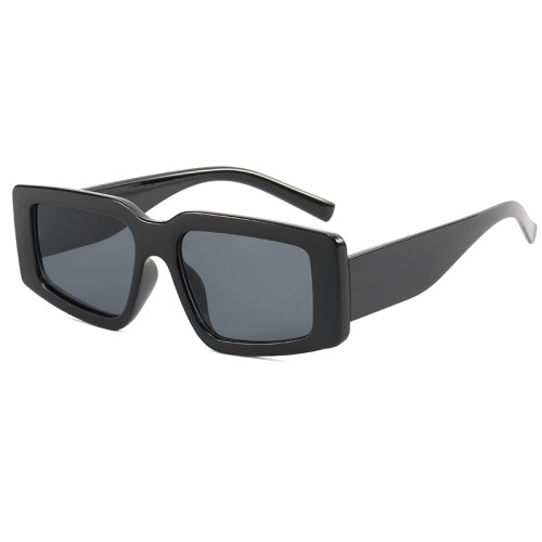 Retro Rectangle Sunglasses