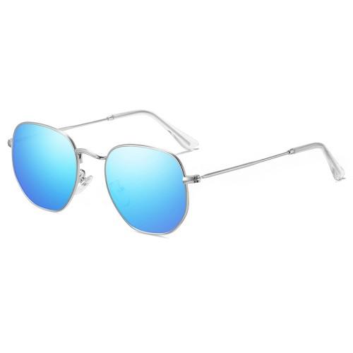 Polarized Hexagonal Sunglasses