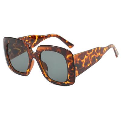 Big Frame Square Oversized Shades Sunglasses