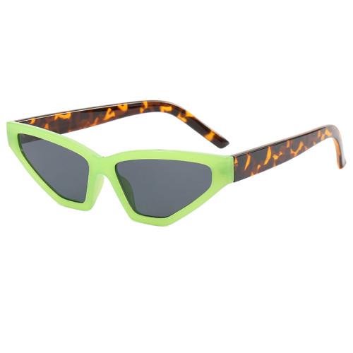 Women's Retro Vintage Small Cat Eye Sunglasses