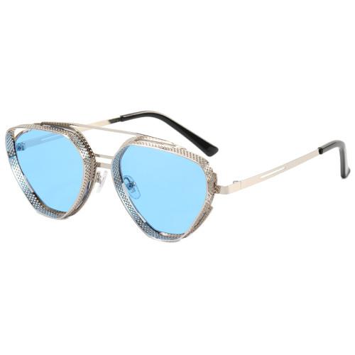 Metal Frame UV400 Shades Sunglasses