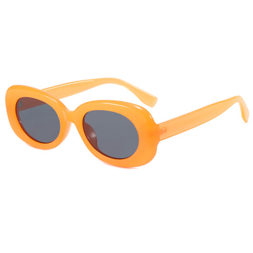 Cheap Small Oval UV 400 Sunglasses