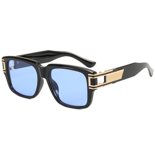 Men Women Square UV400 Shades Sunglasses