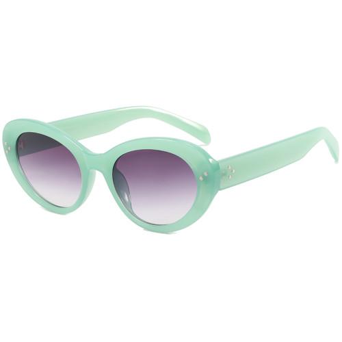 Retro Plastic Women Cat Eye Sunglasses