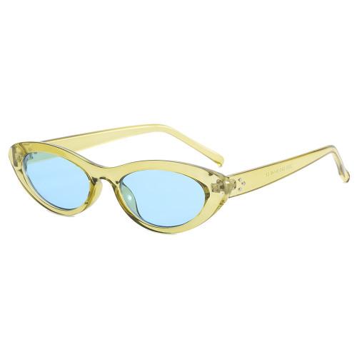 Cheap Retro Plastic Women Cat Eye Sunglasses