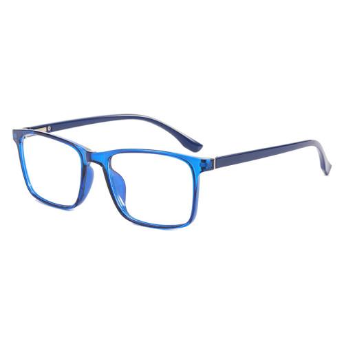 TR90 Frame Rectangle Light Weight Blue Light Blocking Computer Glasses