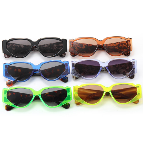 New UV400 Big Frame Oversized Sunglasses