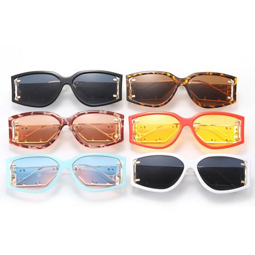 Fashion 2021 UV400 Big Frame Shades Sunglasses