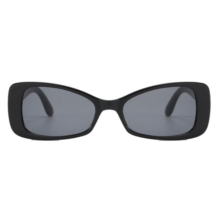 Women Small Rectangle Sunglasses