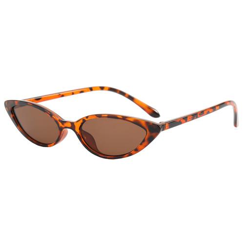 Women Small Triangle Cat Eye Sunglasses