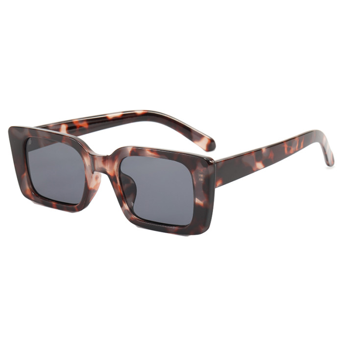 Vintage Small Rectangle Sunglasses