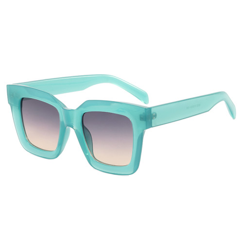 Plastic Square UV400 Shades Sunglasses