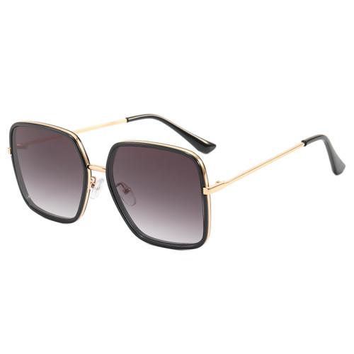Metal Frame Men Shades Sunglasses
