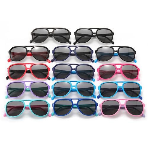 Fashion 2022 Children Polarized Sunglasses