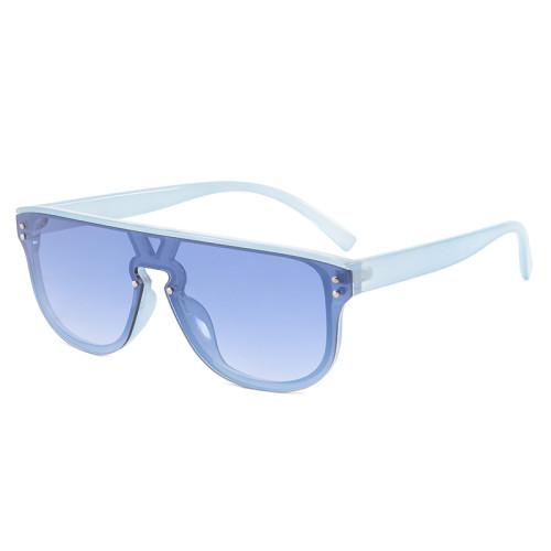 Flat Top UV400 Shades Sunglasses