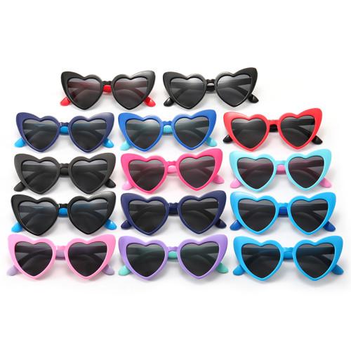 Heart Shaped Cute Sunglasses
