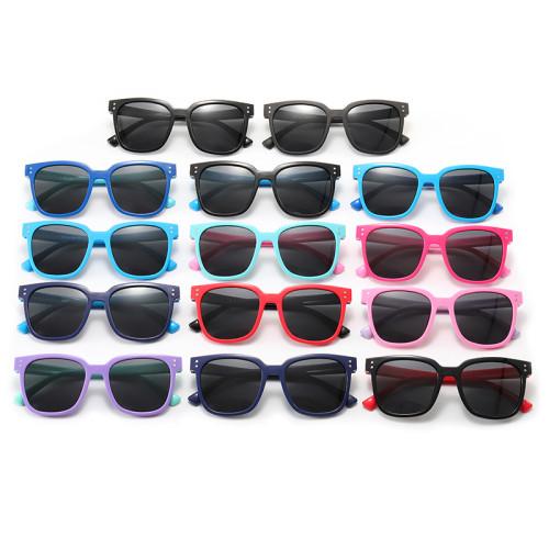 Silicone Frame Tac Lens Polarized Sunglasses