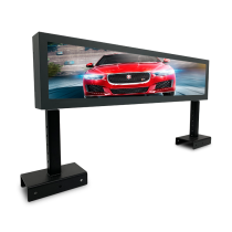 24 inch Stand Alone Android Double-sided Advertising Machine