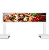 19 inch Stand Alone Android Double-sided Advertising Machine