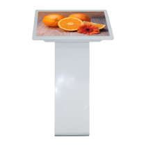 32 inch Screen Floor Stand lcd Touch Screen Advertising Display