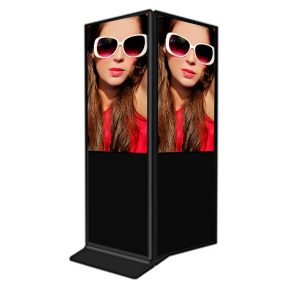 55 inch Double-Sided Infrared Touch Display