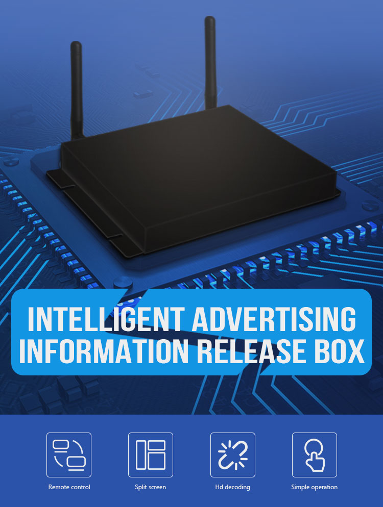 Information release box