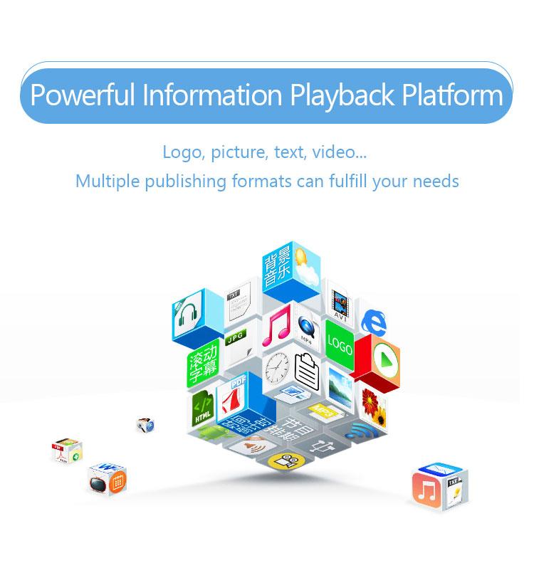 Multimedia Player Box