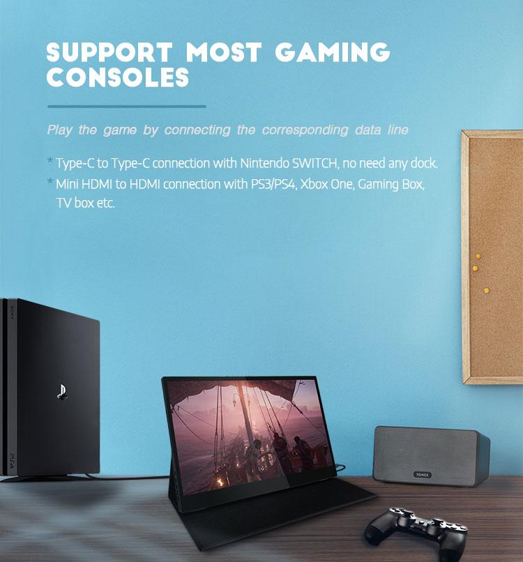 Game Portable Monitor