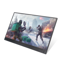 Thin portable lcd hd monitor 15.6 usb type c hdmi  portable lcd gaming monitor