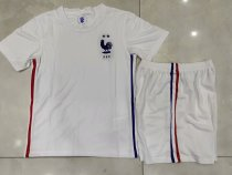 2020 France Away White Kid Kit