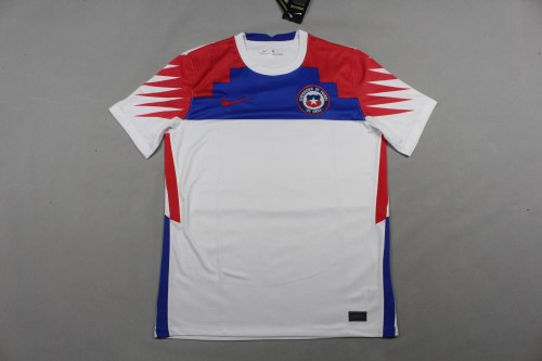2020 Chile Away Fans Jersey