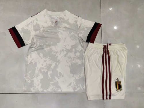 2020 Belgium Away Kid Kit