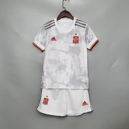2020 Spain Away Kid Kit