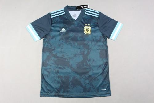 2020  Argentina Away Fans Jersey
