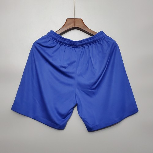 2020 Chile Home Blue Shorts