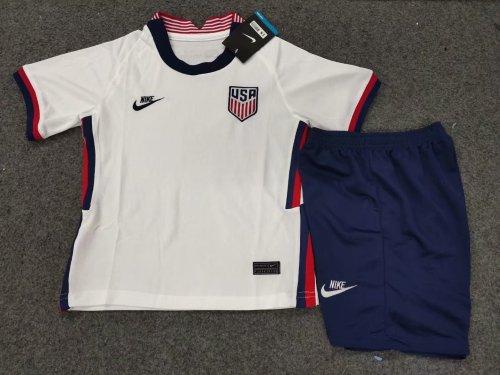 2020 USA Home White Kid Kit