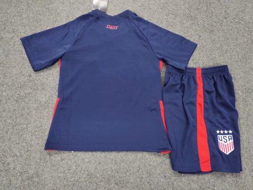 2020 USA Away Kid Kit