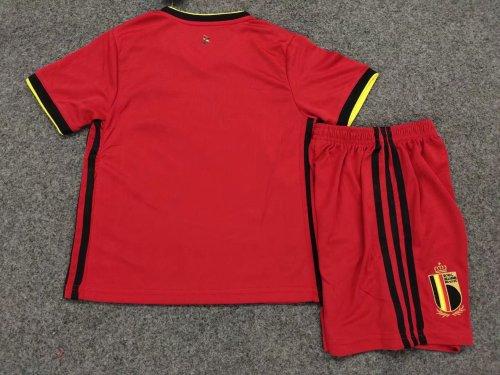 2020 Belgium Home Kid Kit