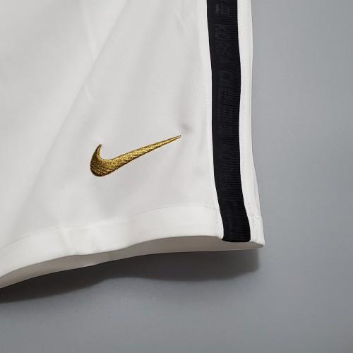 2020 Korea Away White Shorts
