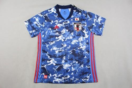 2020 Japan Home Fans Jersey