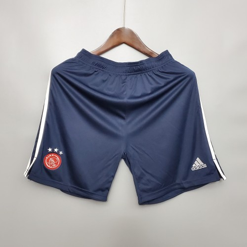 2020  Ajax Away Blue Shorts